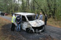 Обвиняемых в убийстве троих инкассаторов в Черниговской области будут судить