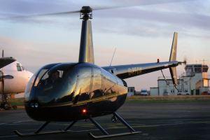 У Криму зазнав аварії вертоліт автомобільного магната