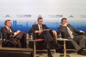 Кожара розповів у Мюнхені про можливе банкрутство України
