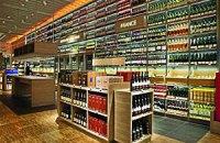 Сигареты и алкоголь в супермаркетах будут продавать на отдельных кассах