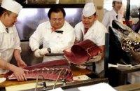 В Японии голубого тунца продали за $736 000