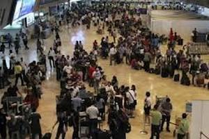 Одеський аеропорт переходить на посилений режим роботи через хасидів