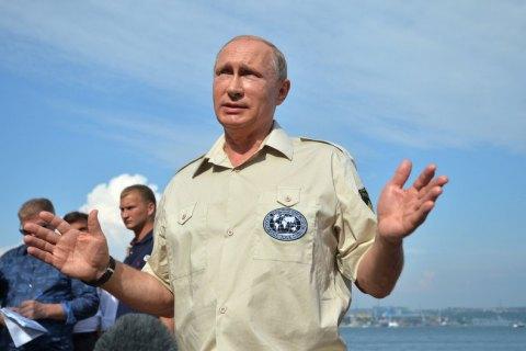 Росія під'єднала Крим до своєї ГТС