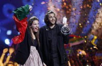 Евровидение-2017 выиграл Сальвадор Собрал из Португалии