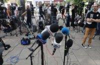 Цього року поліція направила до суду 17 кримінальних проваджень у злочинах проти журналістів