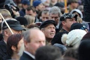 Украинцы чувствуют себя в опасности
