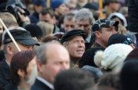За месяц украинцев стало на 16 тысяч меньше