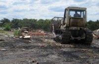 У Криму за місяць знищили понад 15 тонн продуктів з Європи