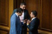 Нардепам могут запретить обсуждение с РФ ситуации в ОРДЛО и Крыму без согласования с президентом