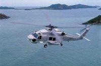 Южная Корея заказала вертолеты Seahawk
