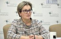 Ірина Подоляк претендує на посаду заступниці Бородянського