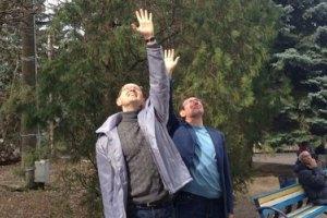 В понедельник Луценко и Яценюк снова попытаются встретиться с Тимошенко