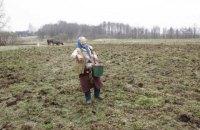 Новий закон легалізує 1,5 млн га українських земель