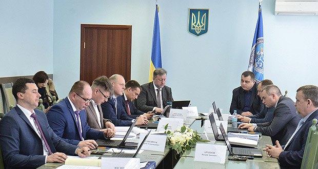 Засідання КДКП
