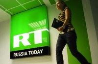 Правляча партія Франції відмовила в акредитації RT і Sputnik