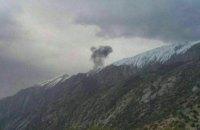В Иране разбился частный самолет, на нем возвращалась с девичника дочь турецкого бизнесмена (обновлено)
