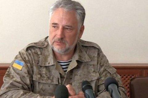 В случае наступления силы АТО за 15 минут вернутся в Широкино, - Жебривский
