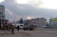 Зону евакуації навколо складів у Балаклії розширили з семи до 10 км