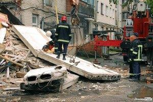 На Волыни жители разрушенного дома требуют выдать им квартиры