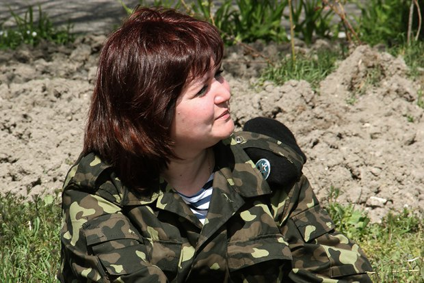 Оксана Маланчук