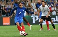 Франція обіграла Німеччину у півфіналі Євро з рахунком 2:0