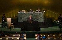 Порошенко на сессии Генассамблеи ООН случайно зашел в расположение российской делегации