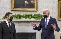 Візит Зеленського до США: як Україні вдалося повернутись до поля зору Білого дому