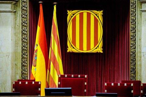 Испания не признала полномочия нового правительства Каталонии