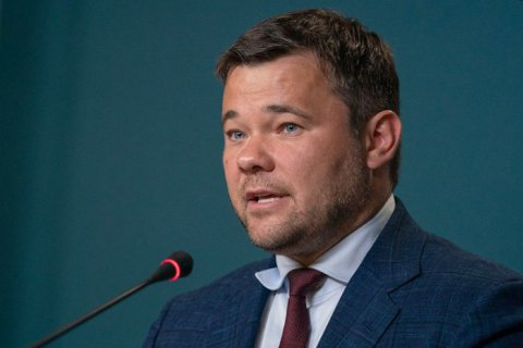 Богдан: нам не потрібні журналісти для спілкування із суспільством
