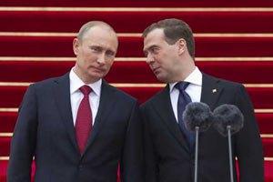 Путин определился с кандидатурой премьера