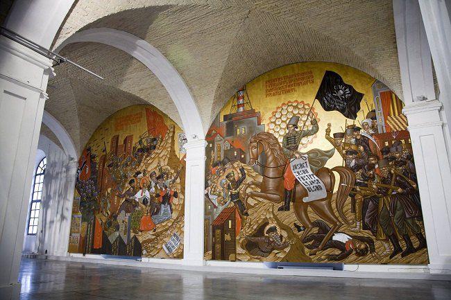 Стеліос Файтакіс, Німецькі кліщі - Революція Махна