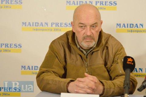 Тука назвав можливу причину наступу бойовиків на Донбасі