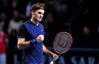Федерер порівняв завершення кар'єри з вагітністю