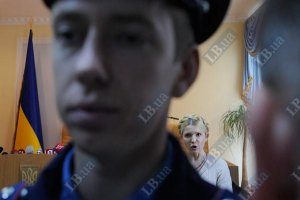 Тимошенко: свержение Януковича - дело всего народа