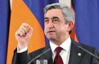 Колишнього президента Вірменії висунули в прем'єри, незважаючи на протести опозиції