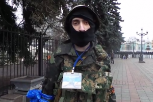 """Активіст Антимайдану """"Топаз"""" втік з-під домашнього арешту в Харкові"""