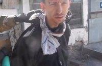 В сети появилось видео допроса и избиения террористами журналиста