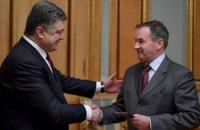 Мішель Терещенко отримав український паспорт
