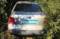 В Одесской области хулиганы угнали автомобиль полиции