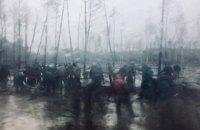 В Ровенской области сотня копателей янтаря напала на полицейских