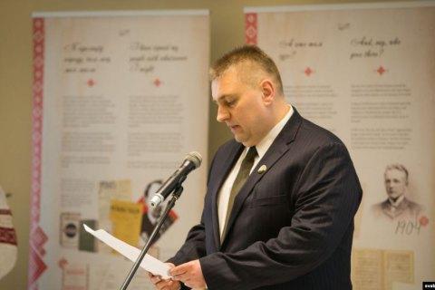 У Білорусі помер дипломат, призначений послом у США