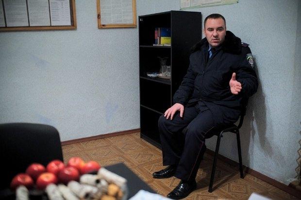 Віталій, заступник начальника з кадрового забезпечення
