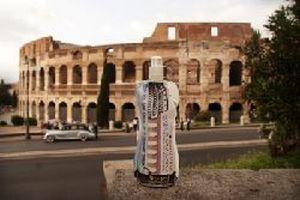 В Италии придумали экологичную бутылку для воды