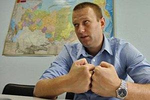 Навальний закликав російські ЗМІ підтримати французьких карикатуристів