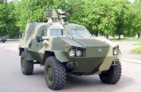 """Українську армію посилять бронемашинами """"Дозор"""""""
