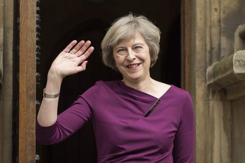 Мей стала новим прем'єром Великобританії