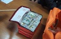 Поліція затримала депутата в Сумській області з 380 тис. доларів готівкою