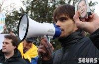 В Севастополе побили координатора местного Евромайдана