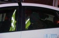 В Ужгороде полицейский на служебном авто сбил пешехода