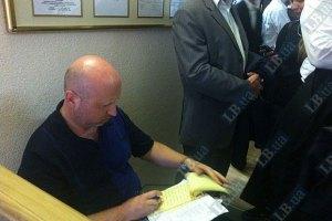 Печерский суд продолжает допрос Турчинова